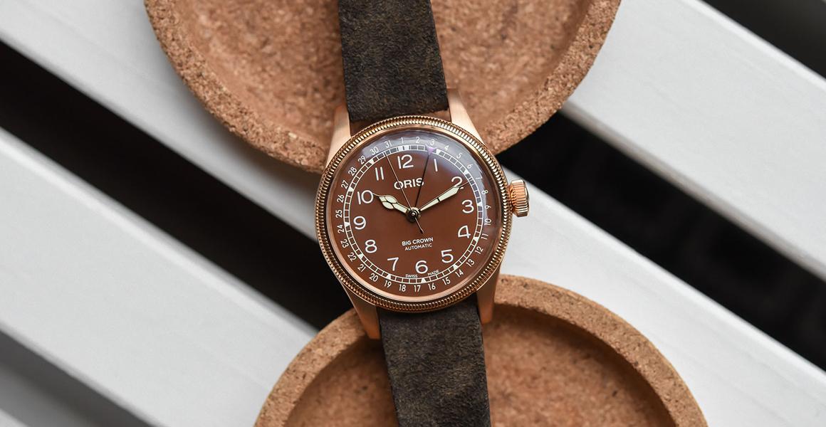 1到4万,真钱现金买球平台新款青铜腕表盘点