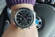 【秀表堂】每块腕表都有自己特殊的意义,欧米茄超霸月相腕表